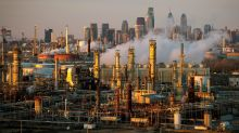 Gasoline Prices Jump on Refinery Fire