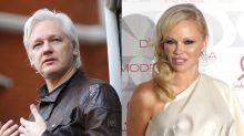 Pamela Anderson speaks out after 'hero' Julian Assange's arrest: 'I am in shock'