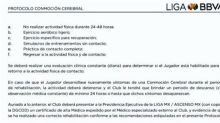 """En Chivas, """"Chicote"""" Calderón estará fuera por una semana"""