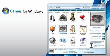 Games for Windows Vista: how the new brand & OS will change PC gaming [update 1]
