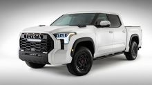 2022 Toyota Tundra revealed in wake of online leaks [updated]