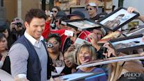 Kellan Lutz's Shocking Fan Gift
