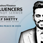 Influencers with Andy Serwer: Jay Shetty