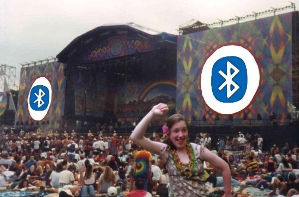 Researchers use Bluetooth to track festival goers, make fun of their 'hippie dancing'
