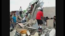 Devastating tornado kills 11 in Mexico