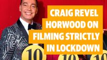 Craig Revel Horwood on filming Strictly in lockdown