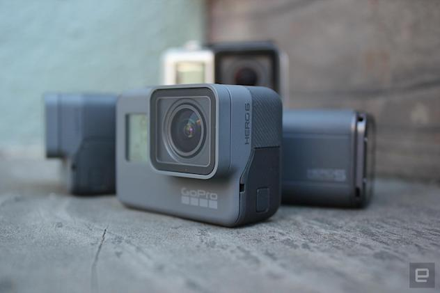 GoPro Hero 6: 4K 60 FPS, better stabilization and HDR photos