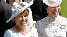 Kate Middleton's Mom Opens Up About Her Time with the Royals in Rare Interview