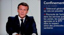 Confinement, écoles, télétravail… Cequ'il faut retenir des annonces d'Emmanuel Macron