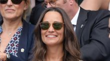 Pippa Middleton regina di stile sugli spalti di Wimbledon