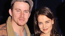 Katie Holmes Says She and Channing Tatum Fight a Lot in Movies