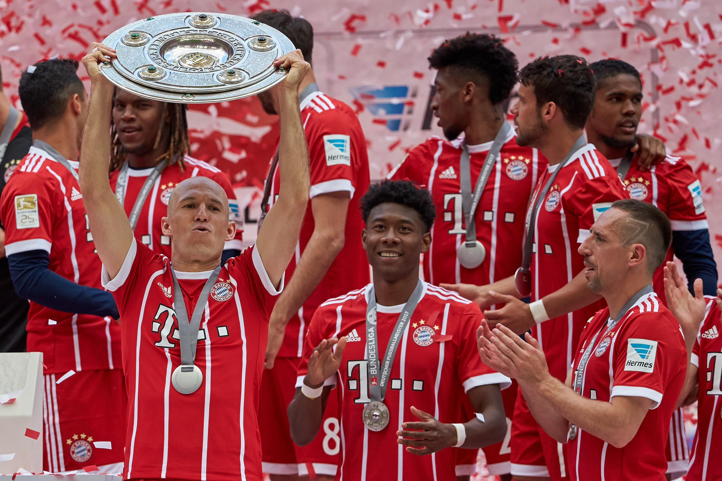 Bundesliga's Bayern Munich problem: Plans to curb Bayern ...