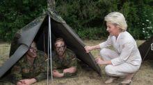 Regierung sieht Einsatzfähigkeit der Bundeswehr für Eingreiftruppe gewährleistet