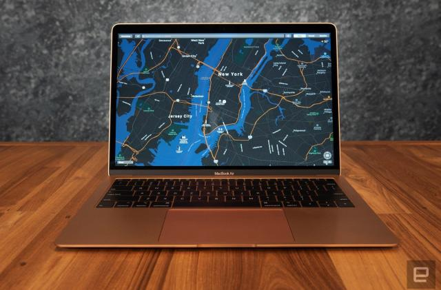 Did you buy the most recent MacBook Air? Tell us what you think.