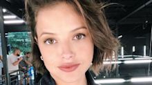 Agatha Moreira revela que fez botox nas axilas: 'Você nunca mais sua'