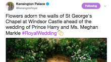 Meghan and Harry's subtle wedding tribute to Diana