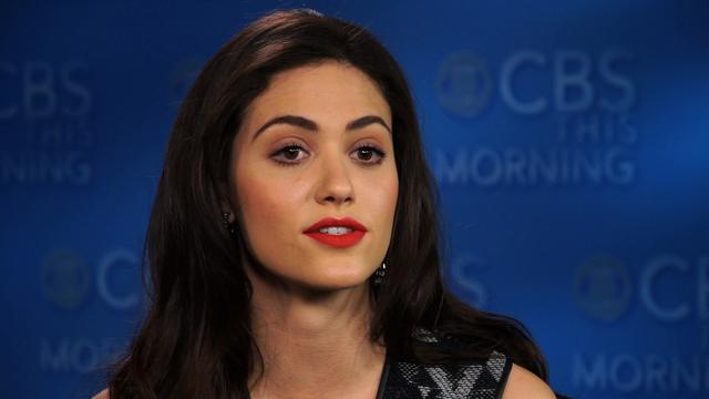 Emmy Rossum on her music and theatre career