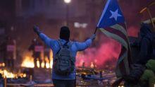 """Espagne : après cinq jours de violences, le gouvernement catalan réclame à Madrid des """"négociations sans conditions"""""""