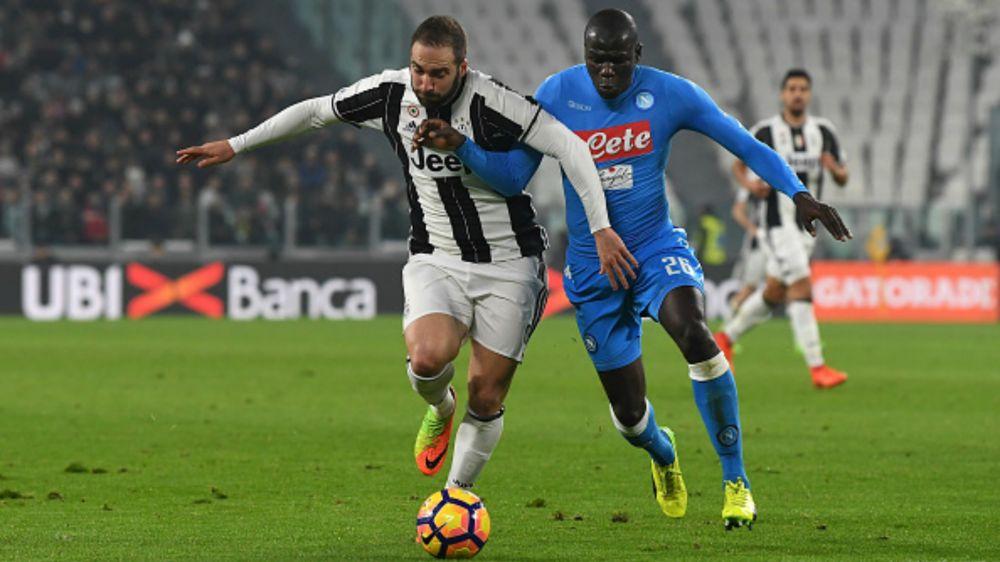 Pericolo giallo per Napoli-Juventus: tra i diffidati Bonucci, Pjanic e Koulibaly