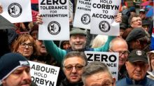 Formal complaints on Corbyn and other MPs sent to Labour party after EHRC report