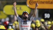 Swiss rising star Hirschi lands first Tour de France victory