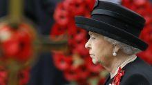 London: Queen verzichtet auf Kranzniederlegung am britischen Nationalgedenktag