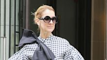 Celine Dion Wore One of the Largest Bows You'll Ever See
