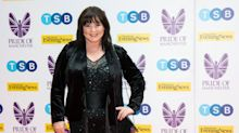 Coleen Nolan gets emotional as her sisters ring the bell on chemo