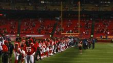 NFL-Start: Fans buhen gegen Anti-Rassismus-Gesten
