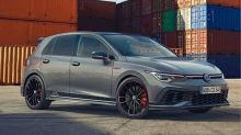 Leaked images show Volkswagen GTI Edition 45 anniversary model