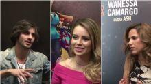 Sandy, Wanessa Camargo e Fiuk falam sobre dublagem de 'Sing - Quem Canta Seus Males Espanta'