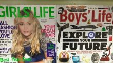 Sexismus: Jungs-Magazin vs. Mädels-Magazin regt sogar die Stars auf