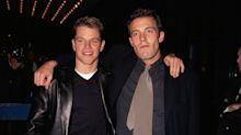 Matt Damon says Ben Affleck saved him from getting beat up in high school