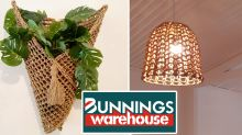 Mum's 'clever' Bunnings and Target decor stuns