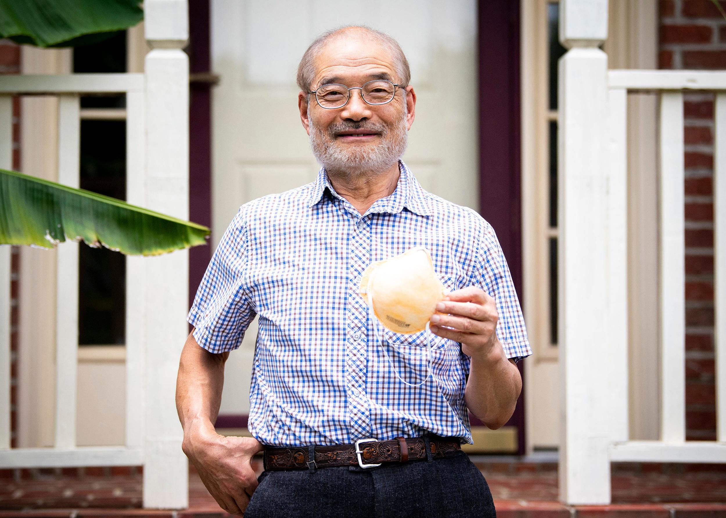 Inventor of N95 comes out of retirement amid pandemic, unfazed by anti-Asian racism