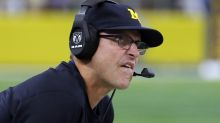 Was Jim Harbaugh justified in complaining about Purdue's locker room?