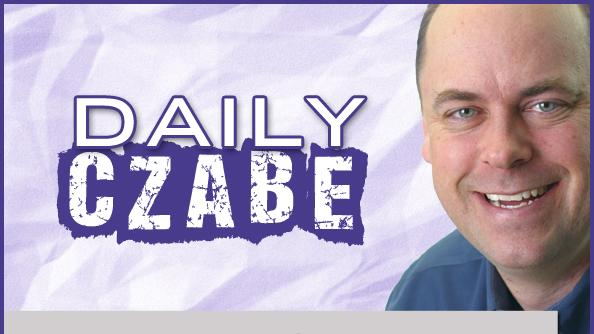 RADIO: Daily Czabe - Did you get my text?