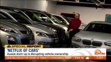 Aussie start-up disrupting vehicle ownership