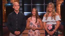 Sharks make rare deal with 9/11 firefighter's kids on 'Shark Tank'