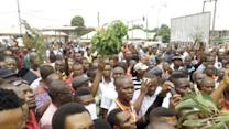 Protesters in Uyo Call on Electoral Commission to 'Give Us Our Votes'
