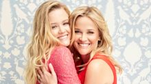 Reese Witherspoon and Ava Phillippe Model Together for the First Time