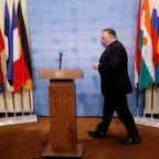 Iran sanctions: US versus the world over 'snapback' option