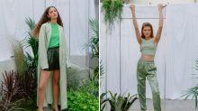 Trendfarbe Grün: Lena Gercke zeigt mit ihrer Kollektion, wie's geht!