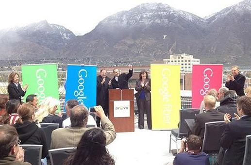 Google offers Fiber to more Provo residents, to expand coverage area throughout 2014 (update)
