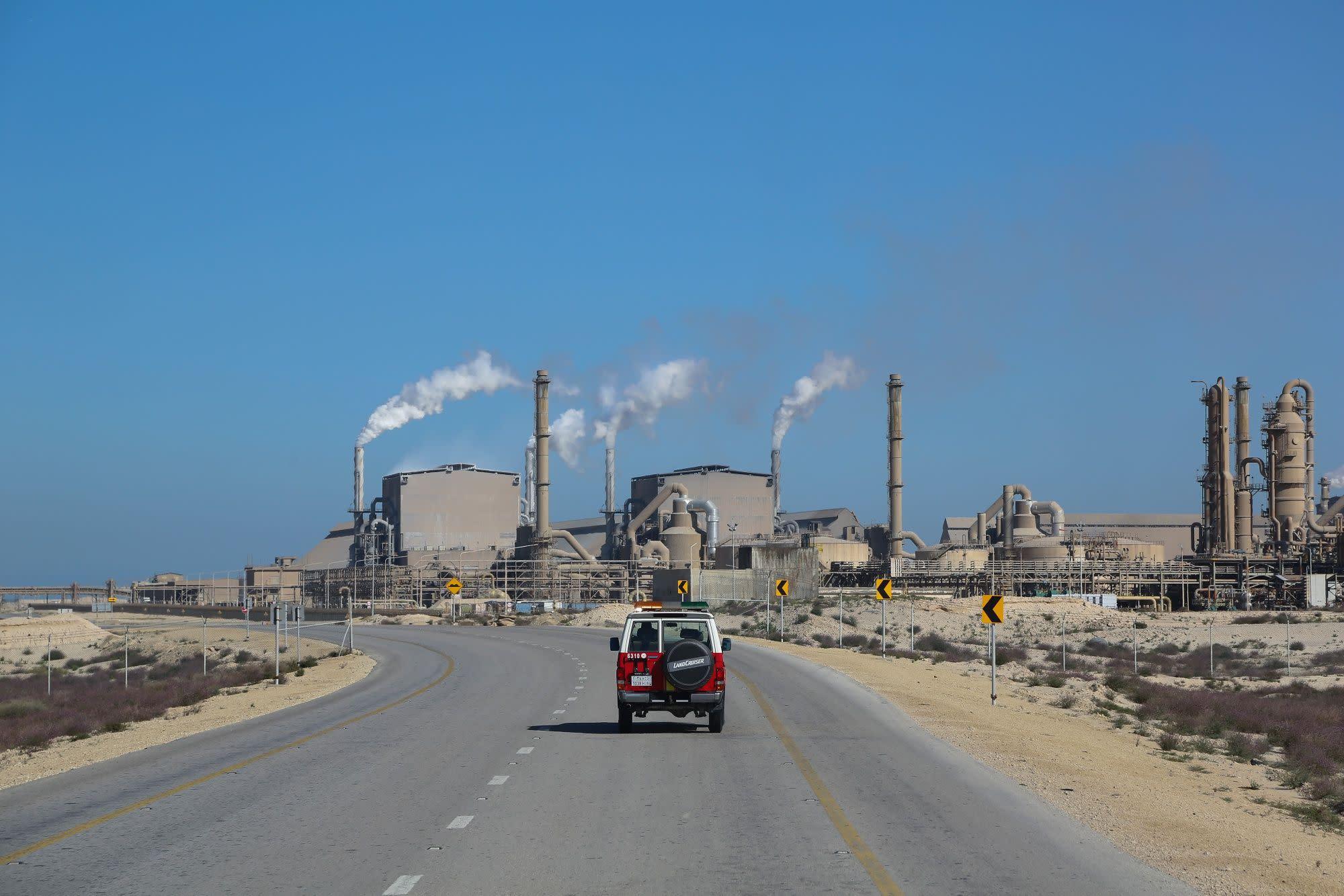 Maaden Phosphate Unit Signs .1 Billion Finance Deal