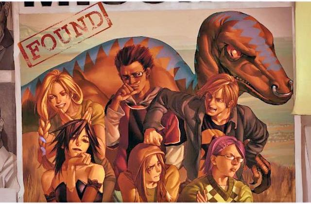 Hulu cozies up to Marvel, starts working on a 'Runaways' series