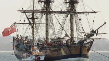 Caution urged over Capt Cook's ship find