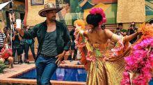 Todos deberíamos aprender a viajar como Will Smith ¡así se vive la vida!