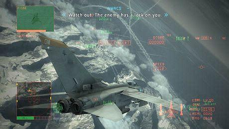 Joystiq impressions: Ace Combat 6