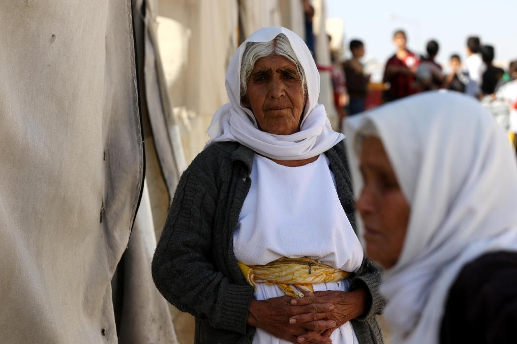Yezidis are a Kurdish-speaking minority with a pre-Islamic religion thought partly to have its origin in the Zoroastrianism of ancient Persia. They are neither Arab nor Muslim and IS considers them polytheistic heretics